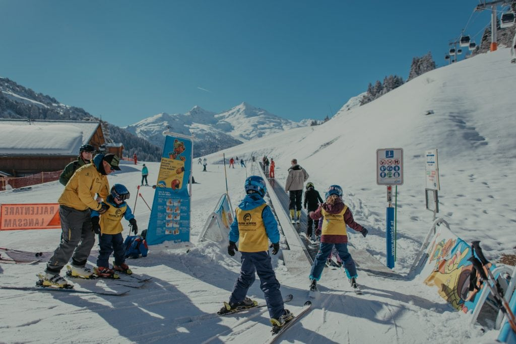What Age Can Kids Get Ski Lessons